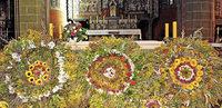 Gottesdienst, Pr�mierung und Orgelkonzert in der Stadtkirche St. Marien