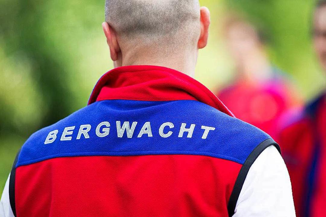 Die Bergwacht setzt die Suche nach dem vermissten Thomas Georg Wolf fort.  | Foto: Daniel Fleig