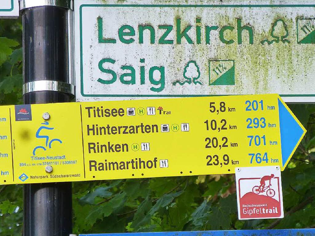 Schwarzwald singletrails blackforestbike, Schwarzwald Hüttentour