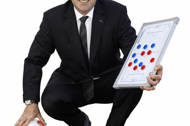 Experte für Fußball und Wertpapiere
