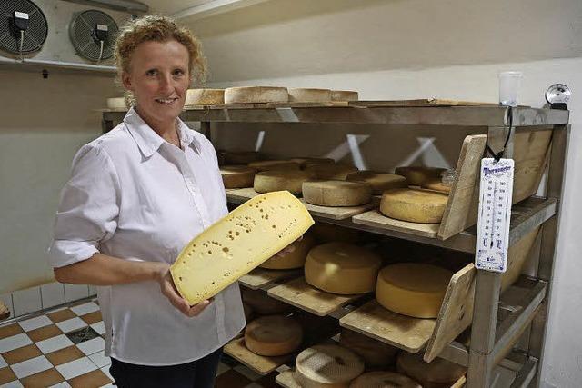 Vom Melkroboter bis zum Käse