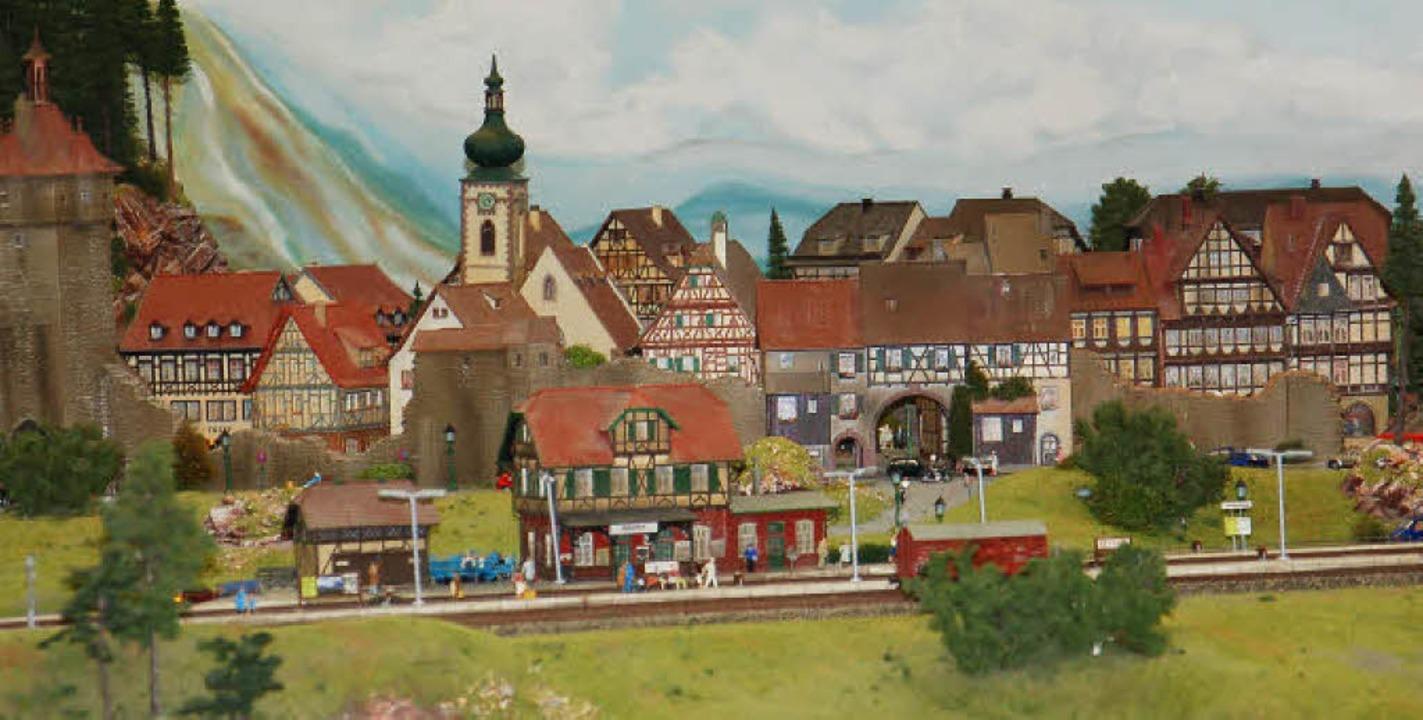 Wie sieht ein miniatur abbild von deutschland aus for Fachwerk bildung