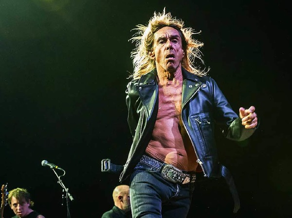 Iggy Pop in Colmar