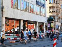 Basel: Immer mehr Geschäfte in der City schließen