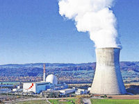 Alle f�nf Schweizer Atommeiler sind vom Netz