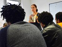 Mehr Deutschlehrer für Flüchtlinge an Berufsschulen