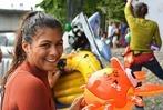 Fotos: Das 35. Basler Rheinschwimmen