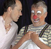 Das Clowntheater Kakerlaki gastiert in Bonndorf