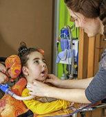Hilfe für schwerkranke Kinder