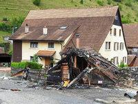 Kunstflug-Ungl�ck in der Schweiz: Ursachenforschung l�uft