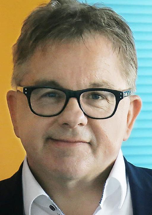 Guido Wolf, Spitzenkandidat der CDU für die Landtagswahl 2016  | Foto: Georg Voß