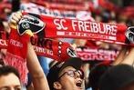 Fotos: SC Freiburg – der beliebteste Fu�ballclub Deutschlands