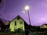 �berspannung: Wie sich ein Haus vor Blitzen sch�tzen l�sst