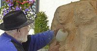 In St. Blasien beginnt das Internationale Bildhauersymposium
