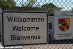 Fotos: Flüchtlingsunterkunft im Gewerbepark Breisgau
