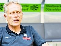 Christian Streich freut sich �ber Sympathie-Meisterschaft