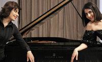 Khachaturian-Klaviertrio und das Klavierduo Sonet in Laufen