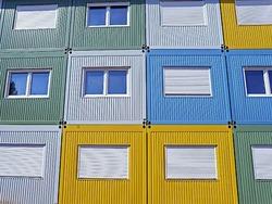 Ortenaukreis bestellt 800 Wohncontainer