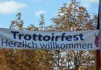 In Rheinfelden steigt das Trottoirfest