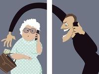 Die 7 dreistesten Tricks der Senioren-Abzocker