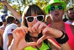 Fotos: So bunt feierte Z�rich die Streetparade 2015
