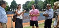 Bei Sport und Spiel Kompetenzen lernen