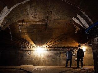 Aufregung in Polen: Steht in diesem Tunnel ein vermisster Nazi-Zug?