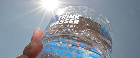 Die Wasserqualit�t im Land ist besser geworden