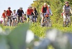 Fotos: BZ-Ferienaktion Fahrradtour zur Kunsthalle Riegel