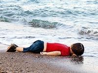 Wie ein Bild zum Symbol der Fl�chtlingskrise wird