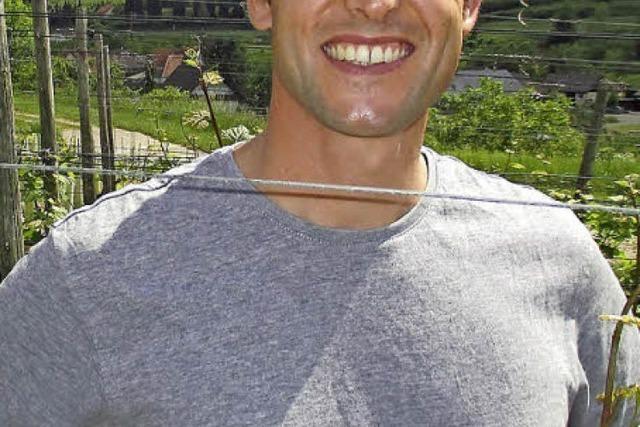 Yves Buchert (Winzergenossenschaft Bickensohl)