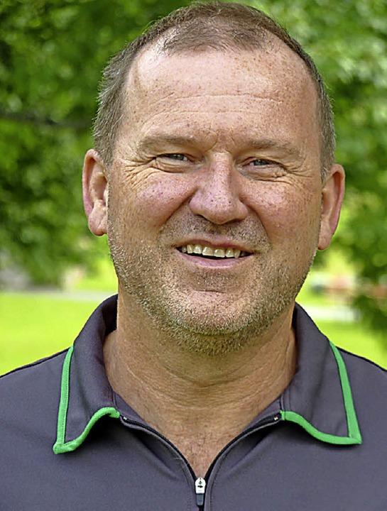 Förster Eckhard Lohmüller  | Foto: Dirk Sattelberger