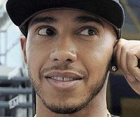 Hamilton fährt in einer anderen Liga