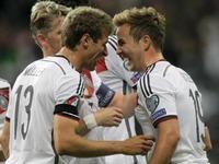 EM-Qualifikation: Deutschland schl�gt Polen mit 3:1