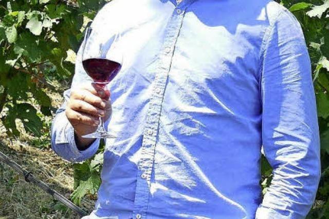Philipp Isele (Staatsweingut auf dem Blankenhornsberg in Ihringen)