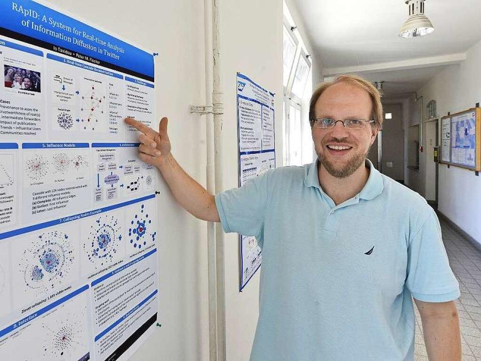 Peter Fischer untersucht Verbreitung von Nachrichten im Netz ...