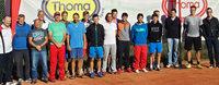 Tennis auf h�chstem Schwarzwald-Niveau