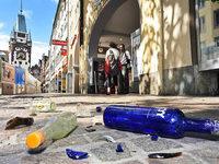 Die Freiburger Innenstadt wird ab Januar täglich gereinigt