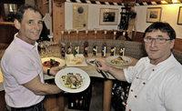 Die beliebten Brenner-Men�s: Balance von Destillat und Speise