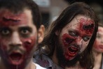 Fotos: Zombie-Walk in Straßburg