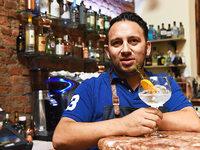 Ex-Enchilada-Chef er�ffnet Gin-Bar in der Gr�nw�lderstra�e