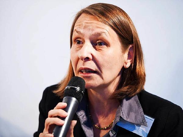Prof. Dr. Elke Theobald Geschäftsführerin des Steinbeis-InnovationszentrumUnternehmensentwicklung an der Hochschule Pforzheim und Projektleiterin von www.spitzenfrauen-bw.de