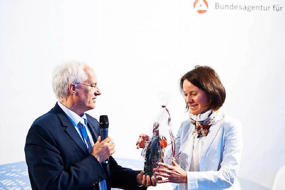 Business Talk in Freiburg (Foto: Miroslav Dakov)