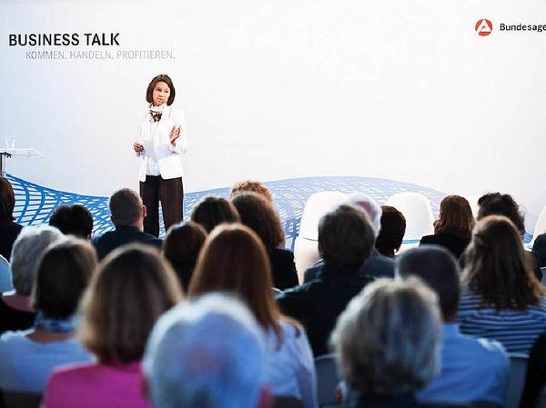 Business Talk in Freiburg
