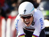 Rad-WM: Tony Martin fährt auf Gold-Kurs