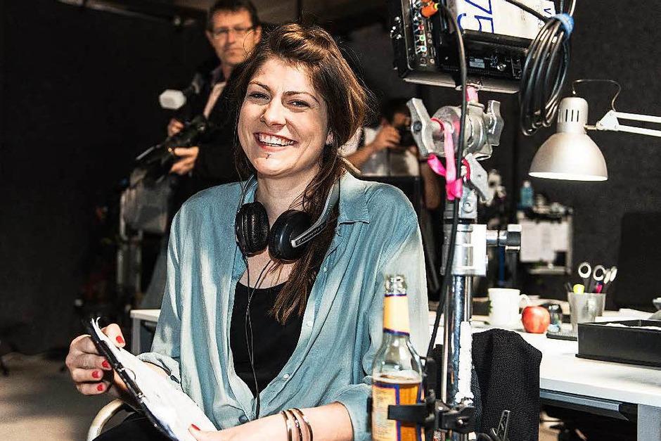 """Tatort""-Regisseurin Katrin Gebbe (Foto: Patrick Seeger)"