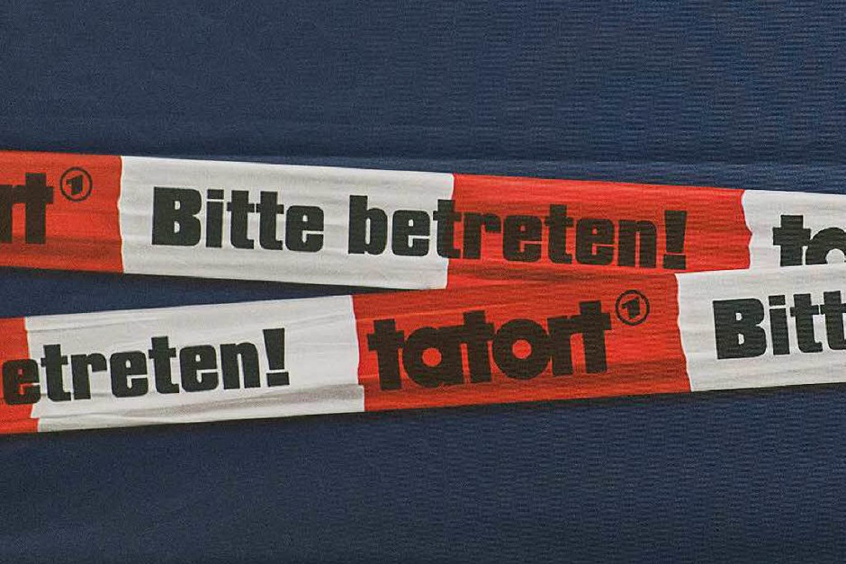 """Tatort""-Dreh in Freiburg (Foto: Patrick Seeger)"