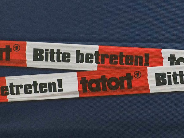 """Tatort""-Dreh in Freiburg"