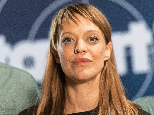 "Heike Makatsch spielt die ""Tatort""-Kommissarin Ellen Berlinger."