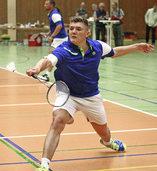 Baden-Derby, Krimi und Werbung f�r Badminton